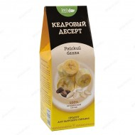 Кедровый десерт Райский банан