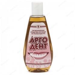 АргоДент средство по уходу за полостью рта