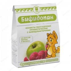 Конфеты Бифидопан обогащенные пробиотические