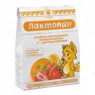 Конфеты Лактопан обогащенные пробиотические